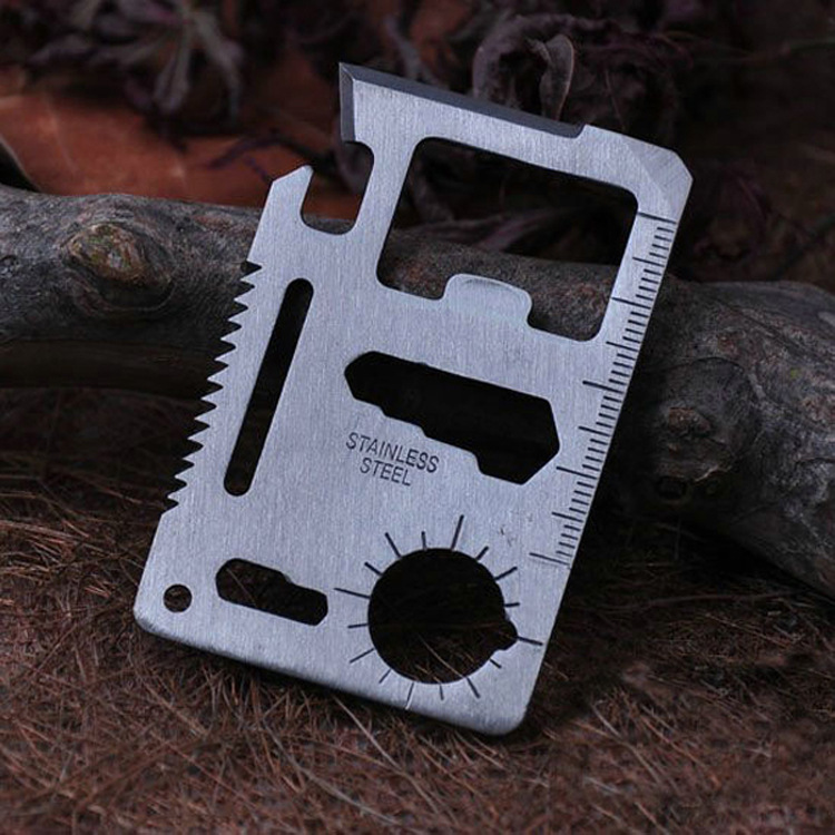 Camping Survival 11--in-1 Tools