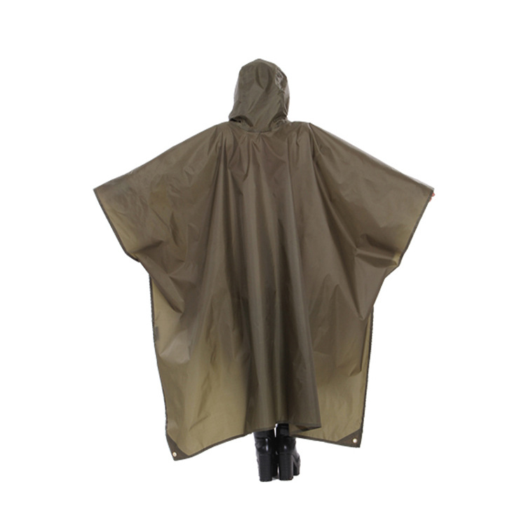 Rain Poncho Waterproof